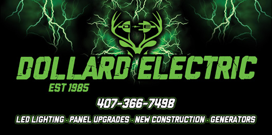 Full Service Electrician In Central Florida | Dollard Ent. LLC